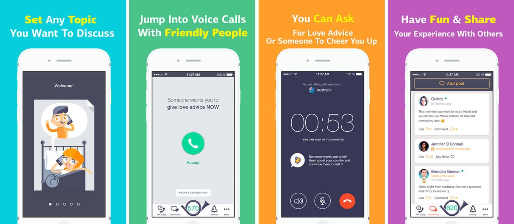 talk to strangers apps bomba