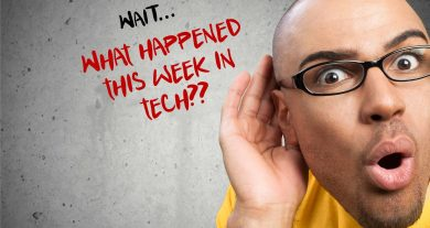 weekly tech news from SnapMunk