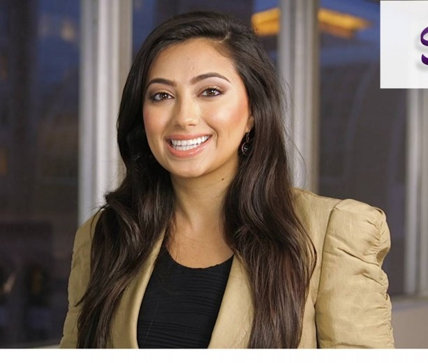 Shama Hyder offering advice on marketing via your Facebook feed