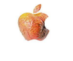 apple sales stats