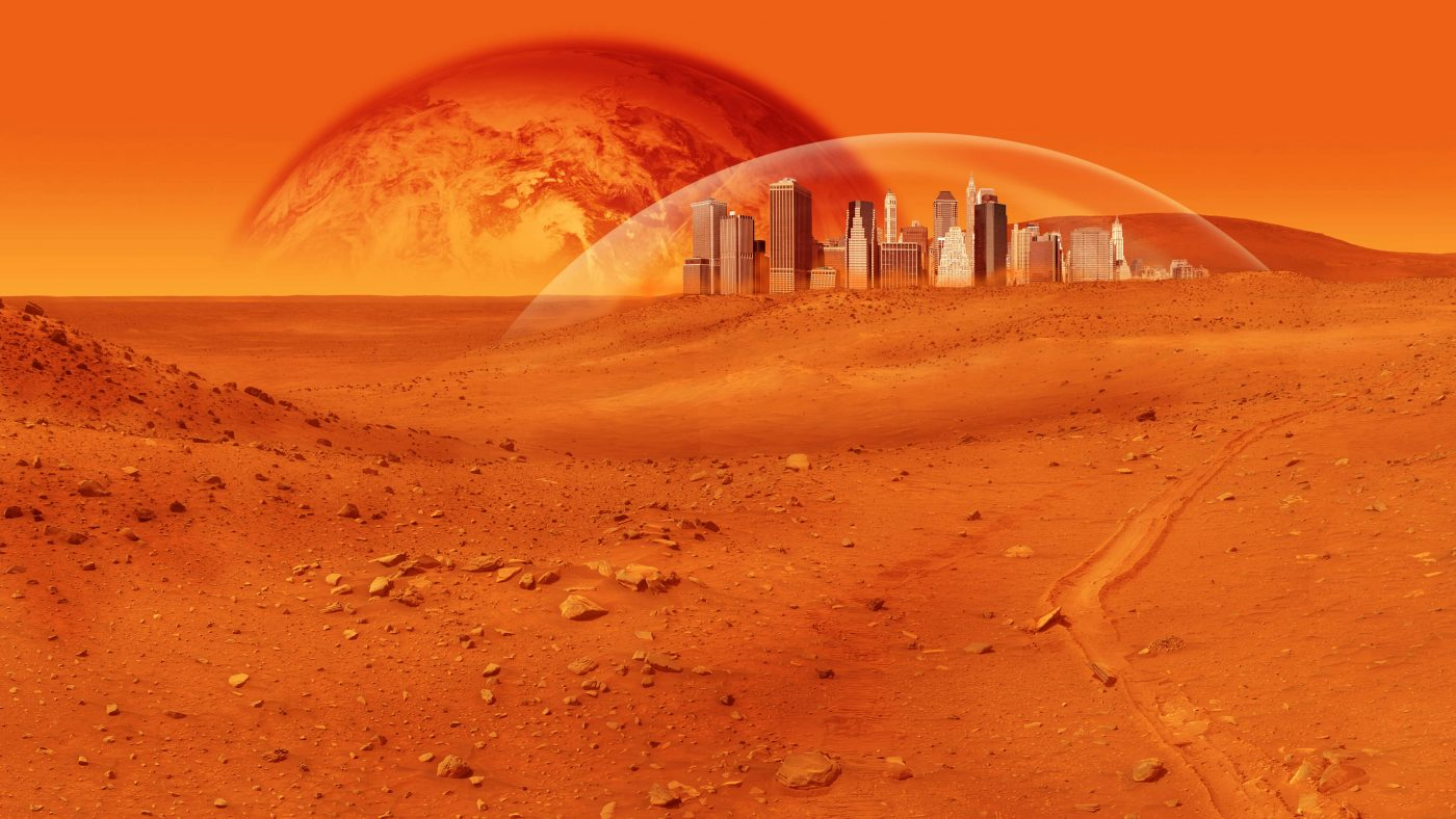 Mars Colony Design Finalists Will Be 3D-Printed To Scale ...