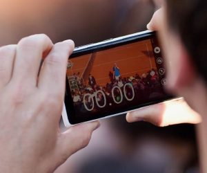 streaming the 2016 Olympics from Rio on a smartphone