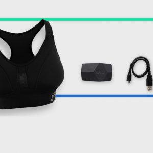 smart bra wearable from OMbra