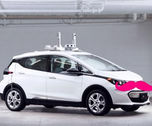 Lyft self-driving car built by General Motors