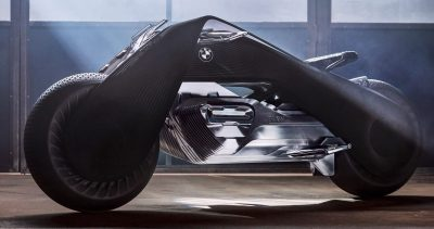 BMW motorcycle technology