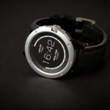 matrix powerwatch smartwatch powered by body heat