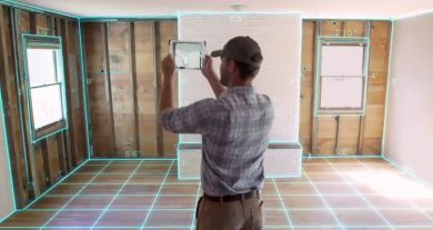 canvas 3d home model scanner