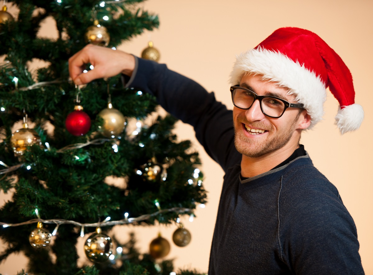 The wonderful world of professional christmas decorators for Professional decorator