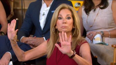 Kathie Lee Gifford interviewing Microsoft AI