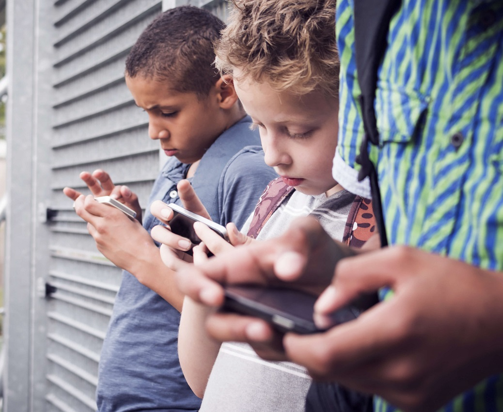 An App Designed To Save Your Kids From Smartphone Addiction