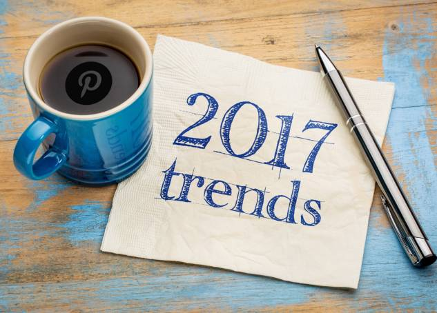 100 2017 Trends All Entrepreneurs Should See Coming (According to Pinterest)