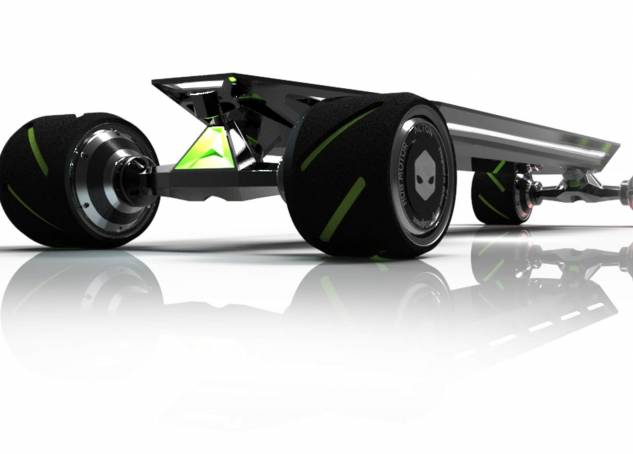 The All-Wheel-Drive Skateboard That Just Raised $1.3M On Indiegogo