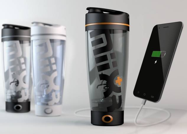 MiiXR is a New Mixing Bottle That Does the Mixing for You