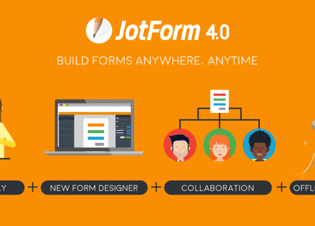 JotForm Isn't Done With the Game-Changers: JotForm 4.0 Drops This Week