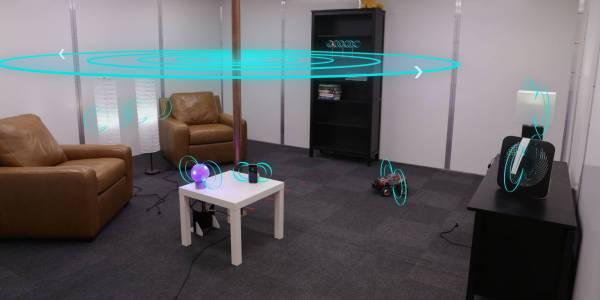 Disney Wireless Energy