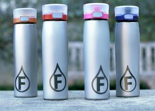 Flavour Bottle Makes Regular Water Taste Like Juice