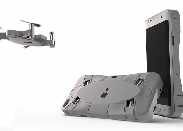 SELFY's Smartphone Case Is Also A Camera Drone And Has Doubled Its Backing Goal
