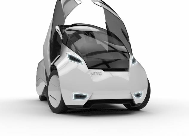 Swedish Startup Uniti Is Building More Sustainable, Futuristic Electric Cars